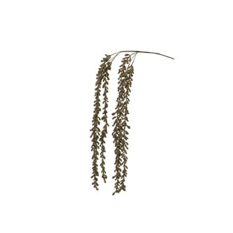 "43-1/4""H Foam Bead Branch, Champagne Color"